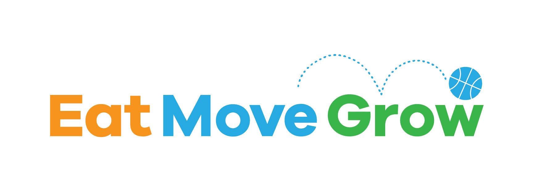 Eat Move Grow Logo