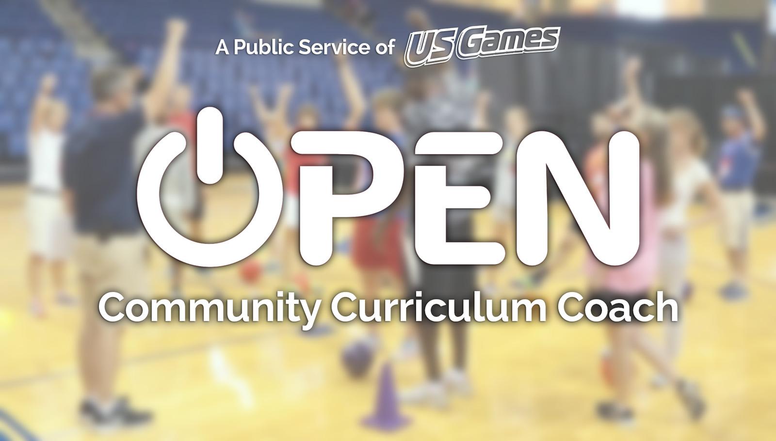 What's Next?OPEN Community Curriculum Coach Development