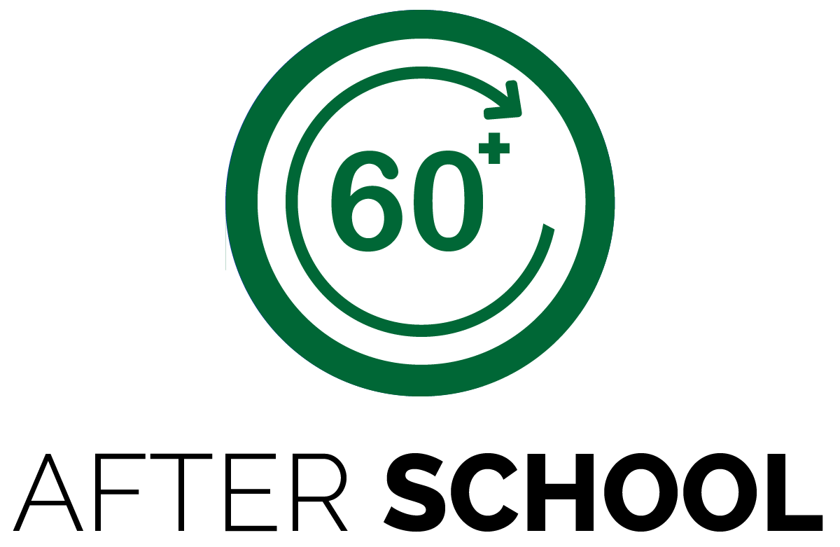60+ After School Program