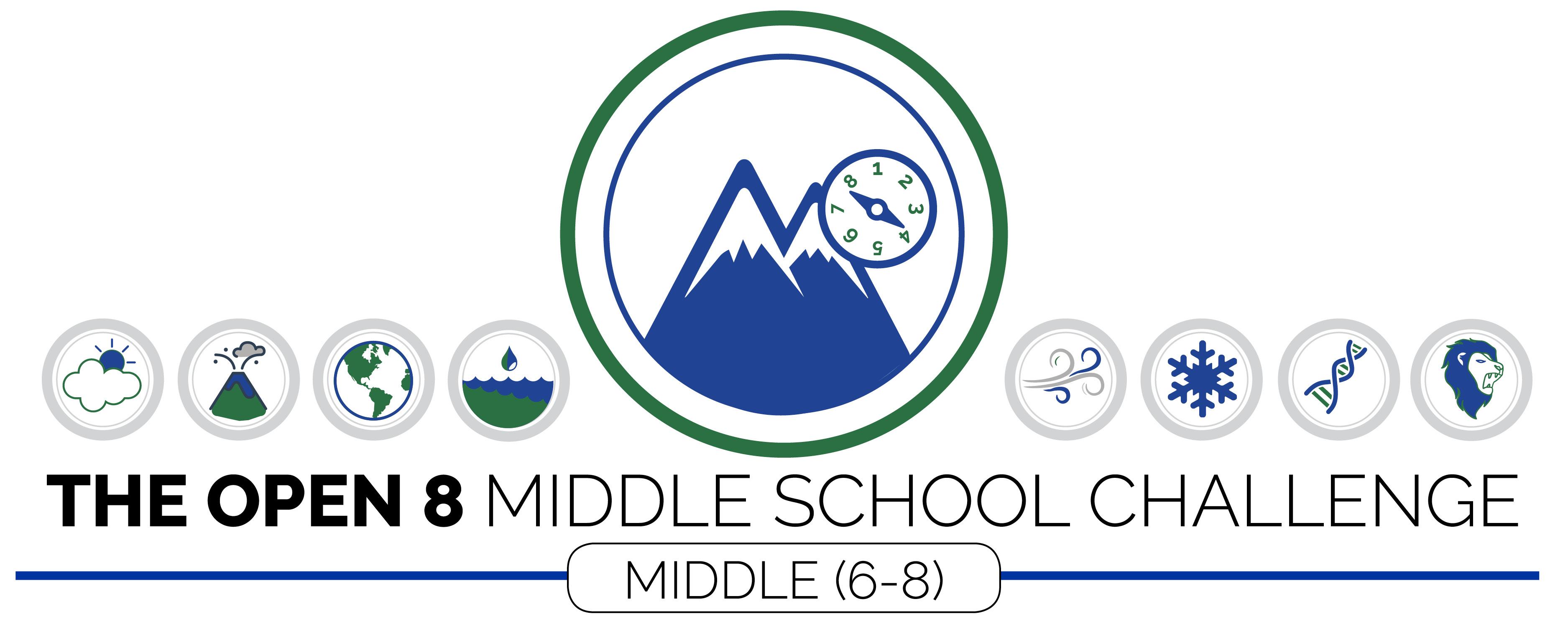 OPEN 8 Challenge(Middle School)