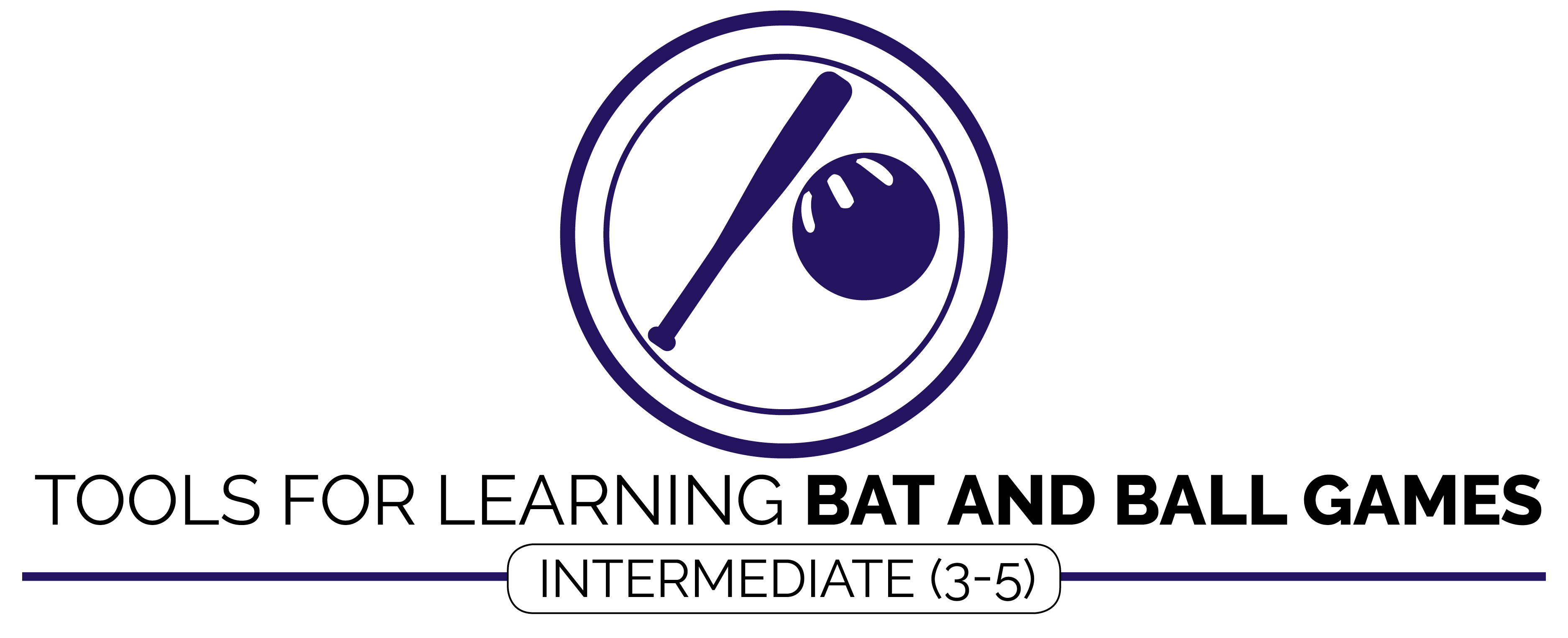 Bat and Ball Games(Intermediate 3-5)