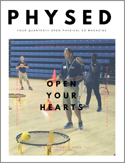 Download PhysEd Magazine