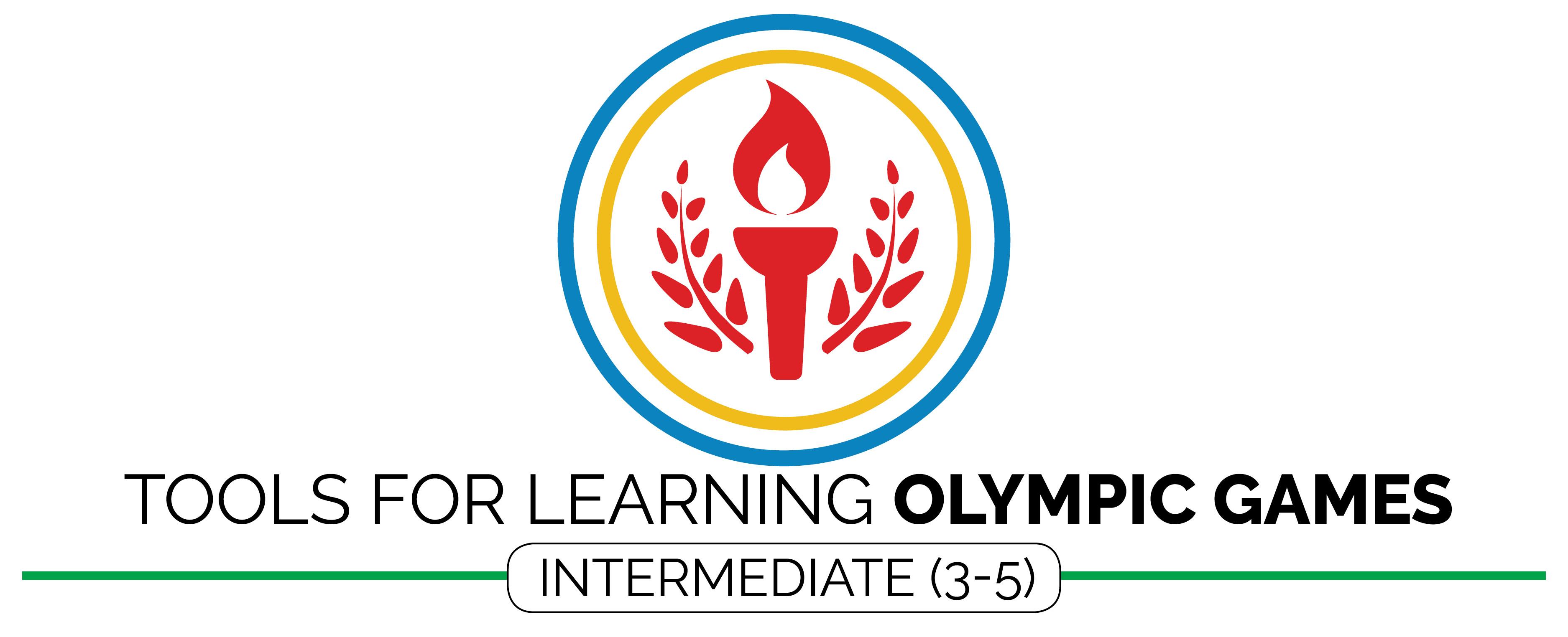 Olympics(Intermediate 3-5)